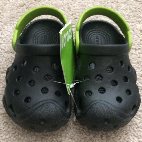 8a47836f0 Crocs Kids Swiftwater Clog Toddler Preschool Shoes